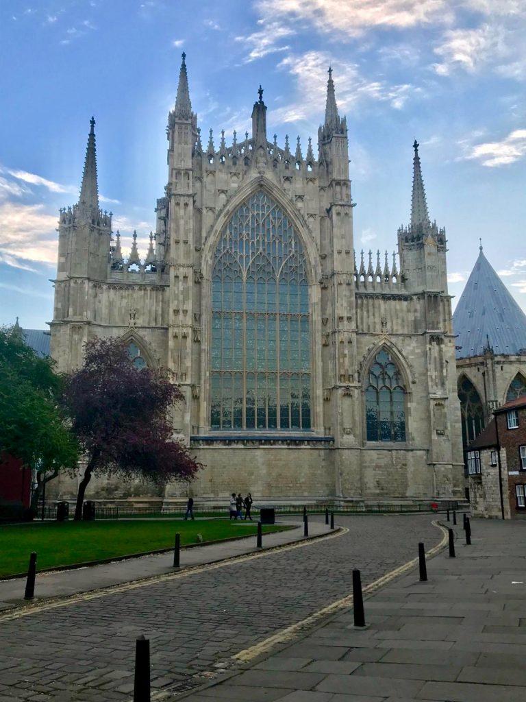 Studienfahrt nach York – sogar das Wetter war gut…