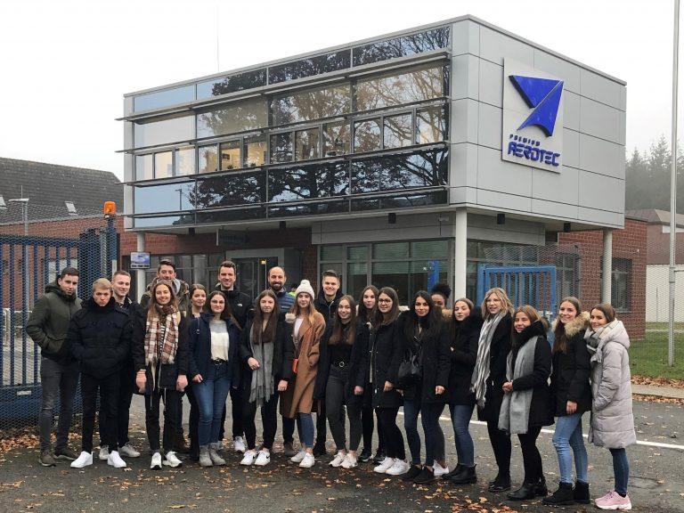 IK 19.1 besucht das Werk der Premium AEROTEC GmbH in Varel